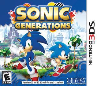 Portada-Descargar-Rom-3DS-Mega-CIA-Sonic-Generations-EUR-3DS-Multi-Espanol-Gateway-Mega-Gateway-Ultra-xgamersx.com