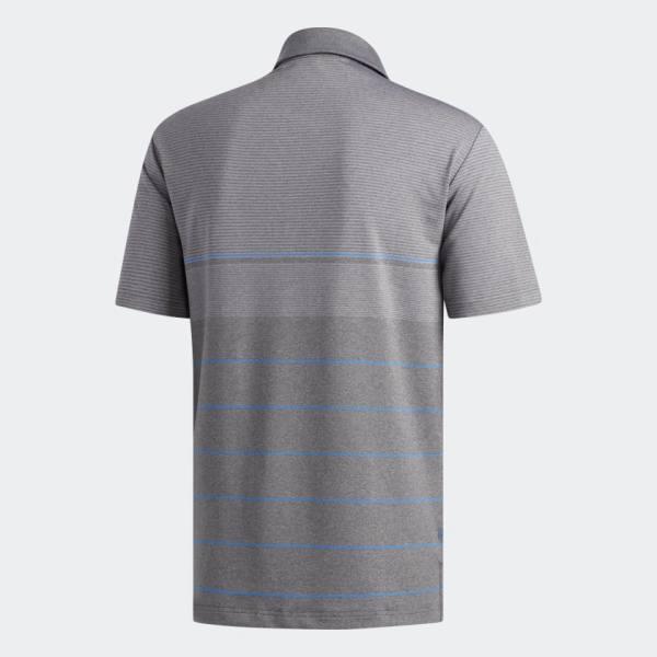 Ultimate365_Heathered_Stripe_Polo_Shirt_Grey_DQ2222_02_laydown