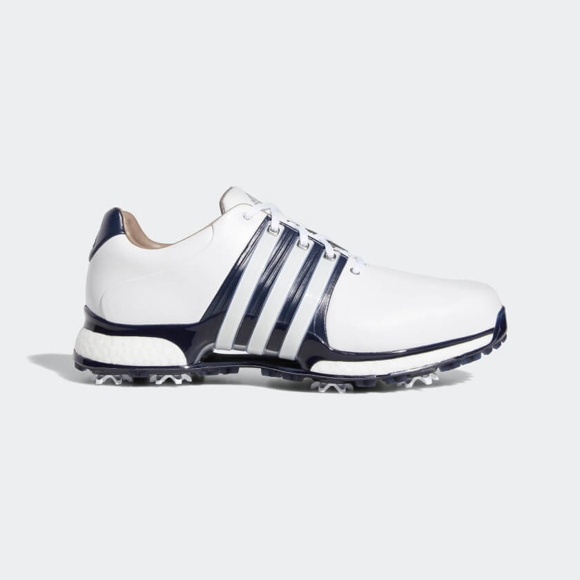 adidas - Tour360 XT Shoes in white and navy