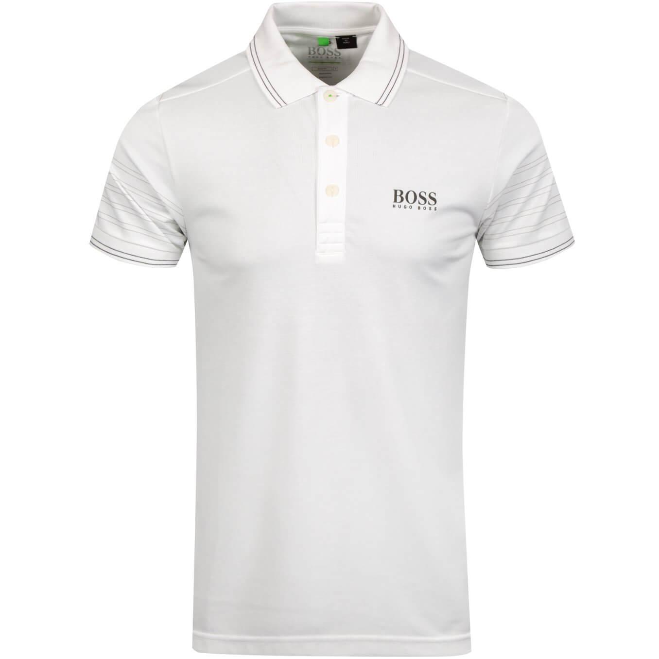 Hugo Boss - Paule Pro 2 in white