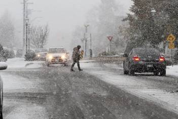 Snowfall in the Okanagan shatters records. (Contributed)
