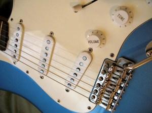 Xhefri's guitars  Made in Japan Fenders