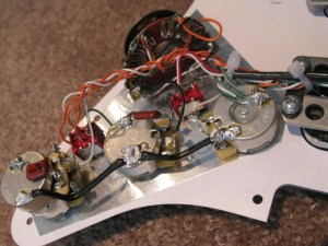 Fender® Forums • View topic  Two Custom Strat Plus Builds