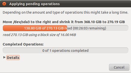 * Gparted İle Windows'dan Linux'a Yer Ayırıyoruz (6/6)