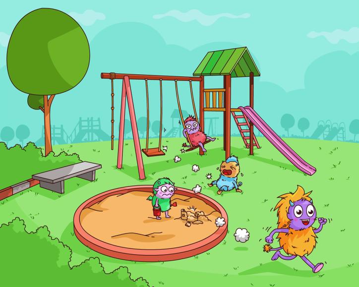 Monsters' Playground