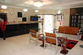 Orian Hotel Lobby