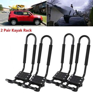 XHT BC -MT371-034A-BK Steel Complete Car Roof Rack System Cart Truck For Ford Honda Chevy Hyundai