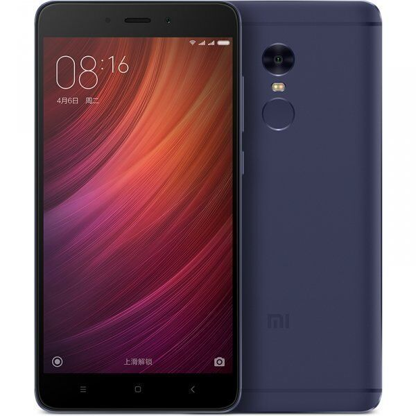 Смартфон Xiaomi Redmi Note 4 64GB/3GB (Blue/Синий) купить ...