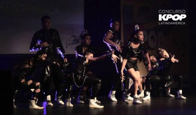 Concurso kpop latinoamerica 2015