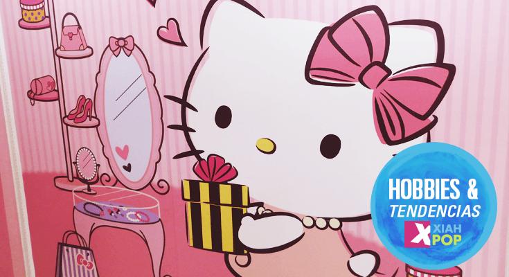 HELLO KITTY, la famosa gata que vino desde Japón
