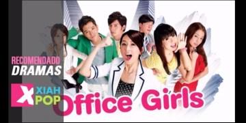 chicas de oficina