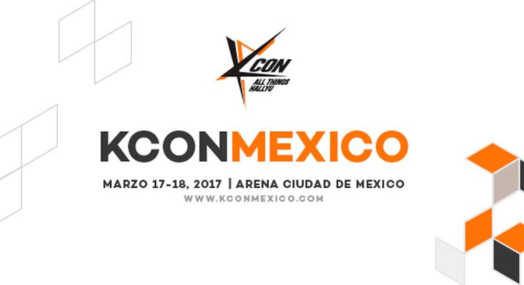 #KCONMEXICO: programa de la convención y artistas para el 17 y 18 de marzo