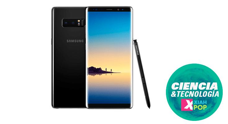Samsung lanza su nuevo Galaxy Note 8
