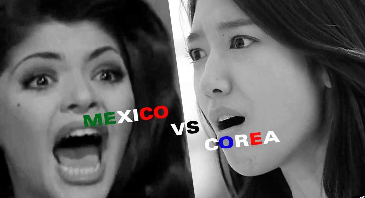 Tanto en Corea como en México