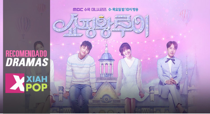 [K-Drama] «Shopping King Louie» con Nam Ji Hyun y Seo In Guk