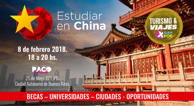 1era Jornada ¨Estudiar en China¨