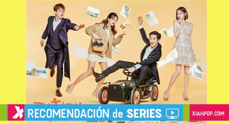 [K-Drama] «Rich Man» con Suho de EXO