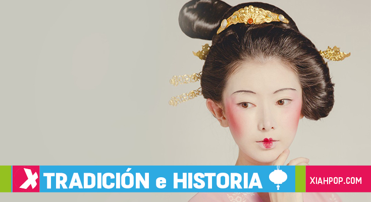 Historia del Maquillaje: La mujer en el Imperio Chino