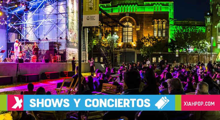 Artistas asiáticos en el Festival Buenos Aires Jazz 2018