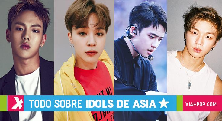 [Kpop] Los idols preferidos de la comunidad gay de Corea del Sur