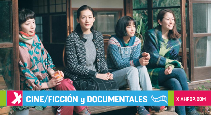 """Se re-estrenó la película japonesa """"Nuestra hermana menor"""" (Umimachi Diary)"""
