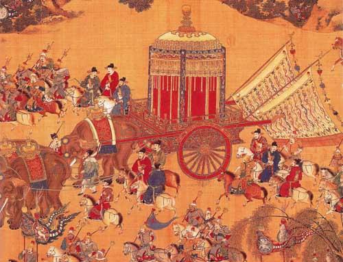 China Manchu guerra del opio