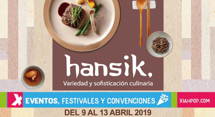 Hansik: Feria de gastronomía coreana