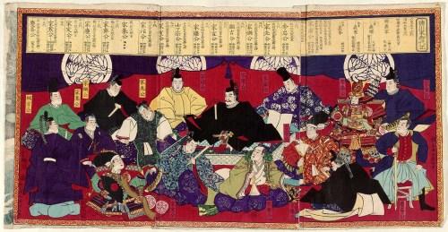 Tokugawa Shoguns