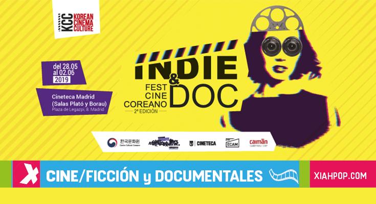 Cine Coreano en España: «INDIE & DOC Fest 2019»