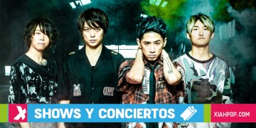 "ONE OK ROCK regresa a México con su tour ""Eye Of The Storm"""