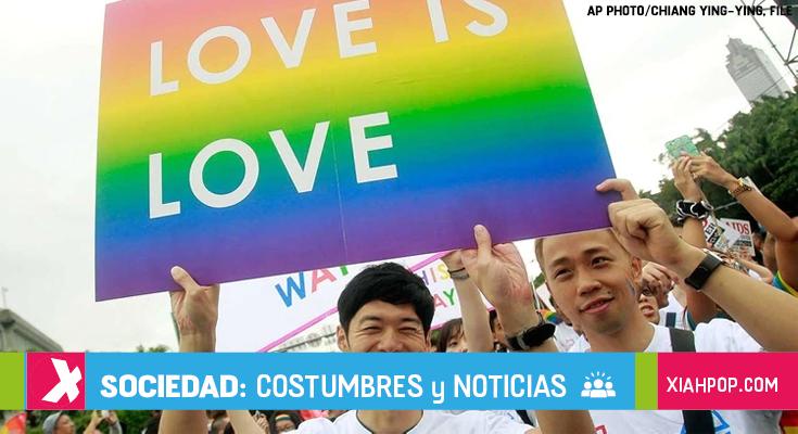 Taiwan es el primer lugar de Asia en legalizar el matrimonio igualitario