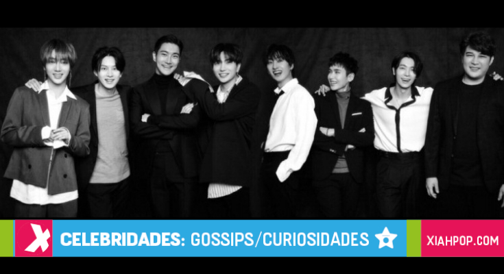 ¡Super Junior completa el servicio militar tras casi 10 años!