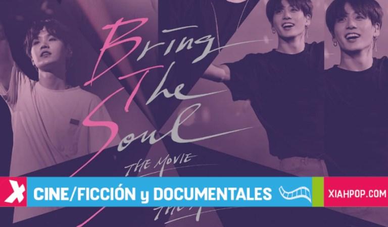 BTS «Bring The Soul» en cine y en Weverse
