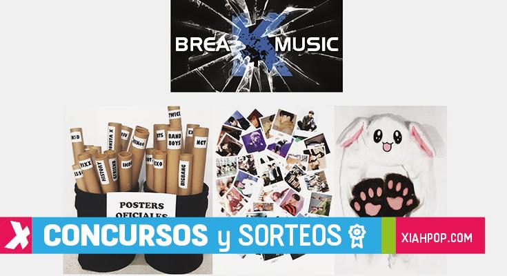 [Concurso Cerrado] Break Music x Festival Hallyu