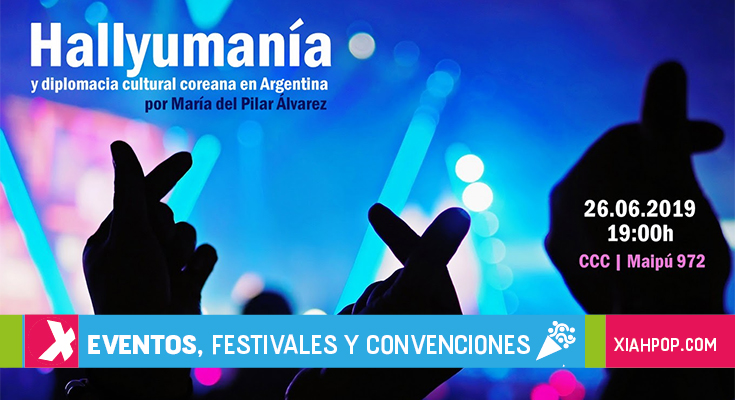 Hallyumanía y diplomacia cultural coreana en Argentina