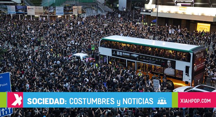 Hong Kong suspende el proyecto de ley de extradición por tiempo indefinido