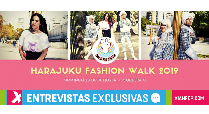 Harajuku Fashion Walk 2019