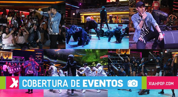 [Cobertura-Perú] Batalla de baile y concierto k-pop en Duelo de Titanes