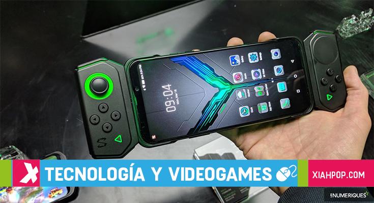 Black Shark 2: el celular gamer de Xiaomi