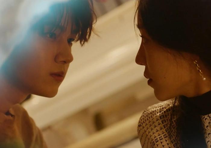 Angel's Last Mission: Love - Kim Dan y Lee Yeon Seo