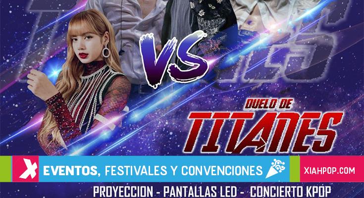 ¡Se viene 4ta edición de Duelo de Titanes + concierto de covers!