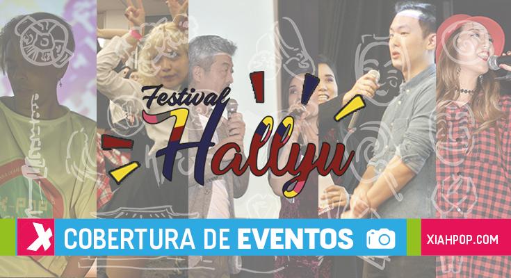Otra impresionante edición de Festival Hallyu 2019 ¡Todo lo que te gusta de Corea!