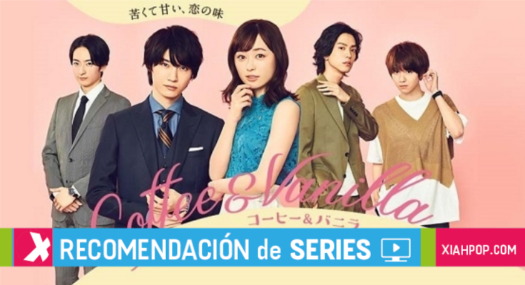 [Dorama] «Coffee & Vanilla» El Live Action