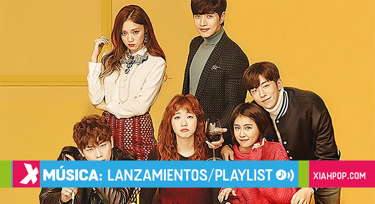 Osts de Kdramas: Cheese in the trap