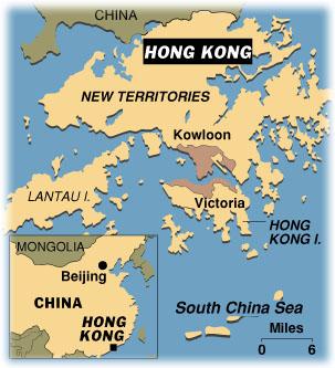 la cuestión de hong kong