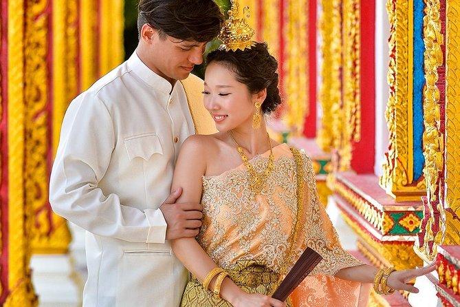 Vestimentas tradicionales para bodas en Asia