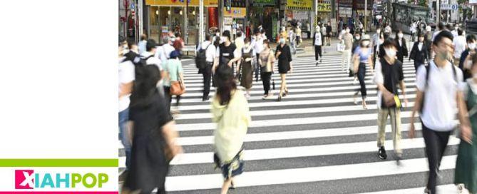 rebrote de COVID-19 en Tokio