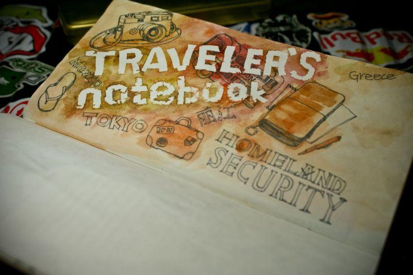 midori: libreta de viaje