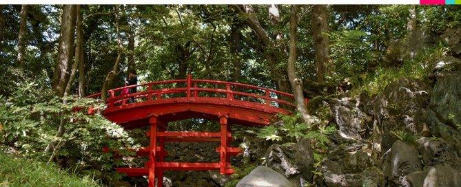 jardines y parques Tokio