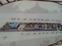 Layout of the mosque